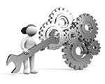 Werkzeuge für die Metallverarbeitung