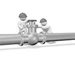 Werkzeuge für den Rohrleitungsbau
